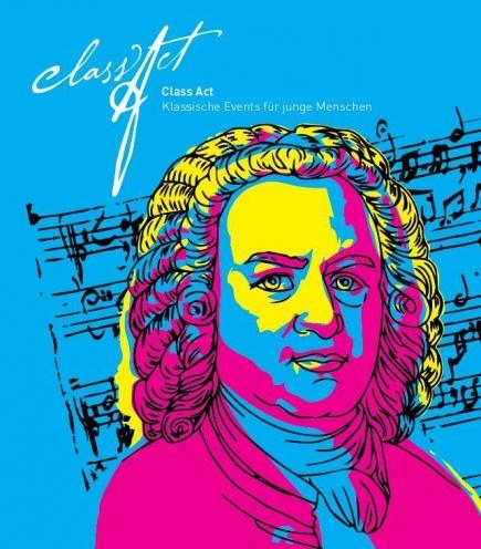 Clubprojekt 2018 - Class Act präsentiert «Bach ganz anders.»